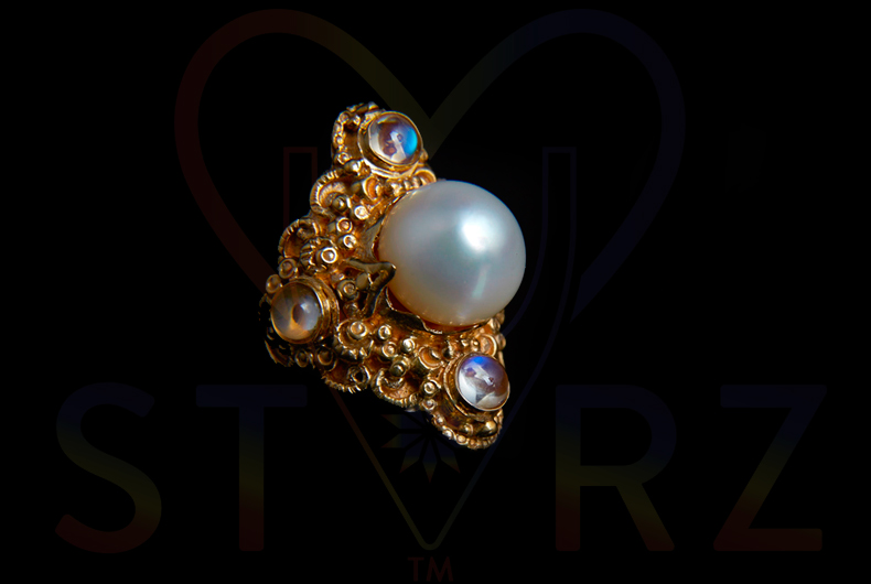 Phi Elemental Moonstone Pearl