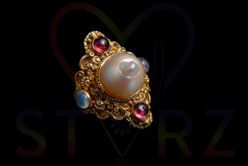 Phi Elemental Nipple Pearl